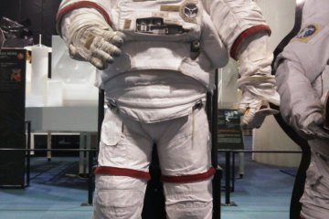 'Try' on a space suit