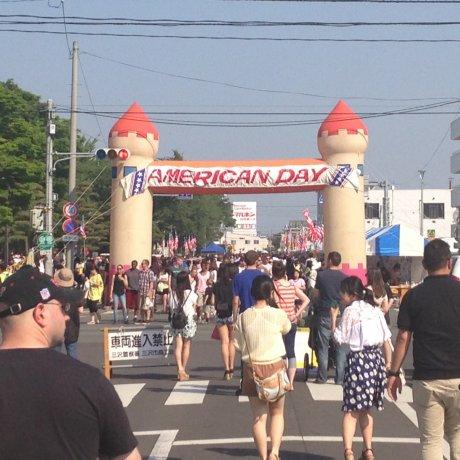 American Day in Misawa