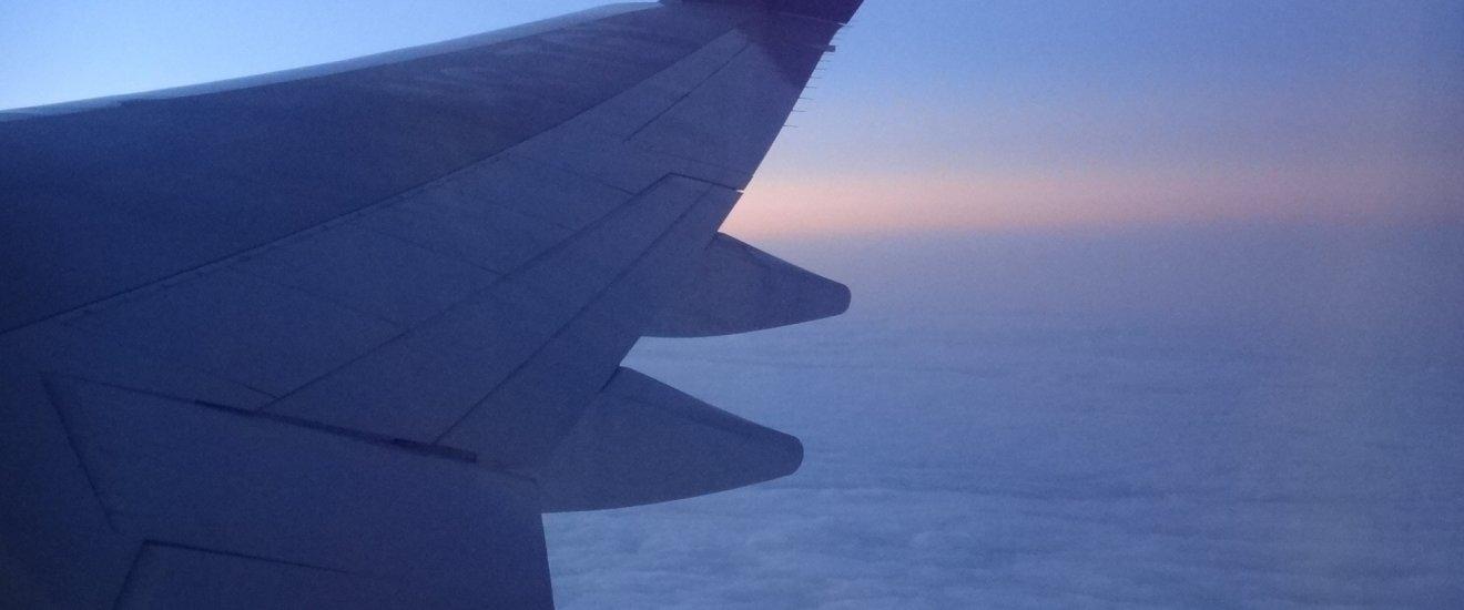 ทะยานเหนือเมฆ บนเที่ยวบิน TG677