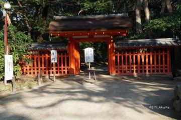 <p>住吉神社</p>
