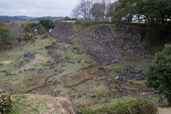 What scenes may have taken place here half a millennium ago?