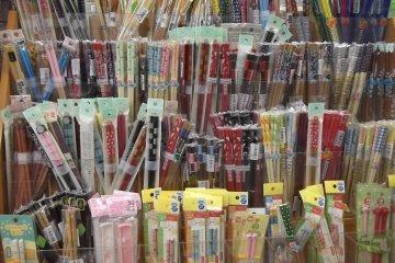 <p>&yen;100&nbsp;chopsticks</p>