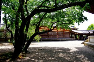 To-in (Eastern) Precinct of Horyu-ji Temple