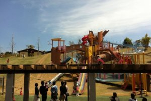 Jinzan Park in Kochi Prefecture is great for families travelling with kids.