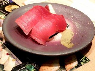 참치 초밥!