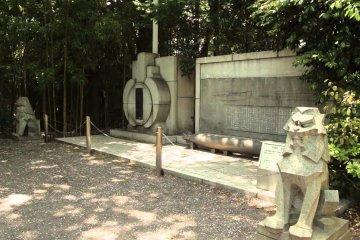 Đền Togo ở Harajuku