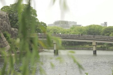 Watch: Osaka Castle Park