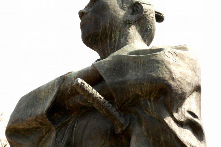 坂本龍馬と由利公正