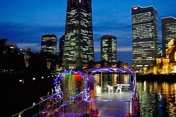 Night View, Yokohama