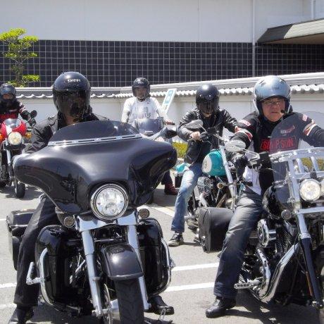 Okayama On Two Wheels