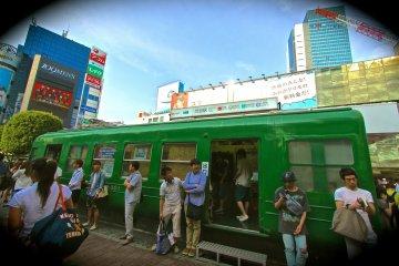 <p>รถไฟขบวนเก่าปลดระวาง พิพิธภัณฑ์ขนาดย่อม</p>