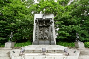 """""""The Gate of Hells"""" - Auguste Rodin"""
