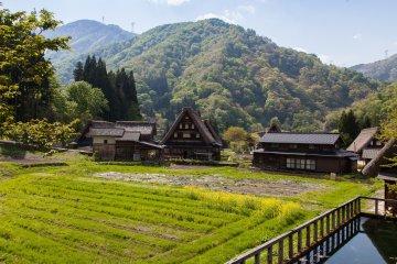 Le Village Classé de Gokayama
