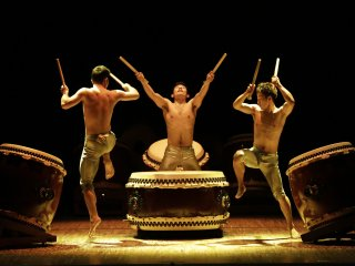 Kodo One Earth Tour 2014: Mystery - Taiko drum performance