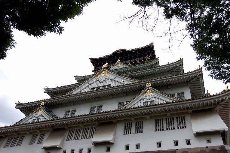 الدليل النهائي لقلعة أوساكا: 06