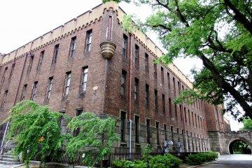 구 오사카시립 박물관