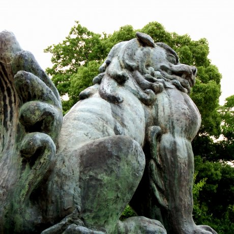 大阪 豊國神社の美