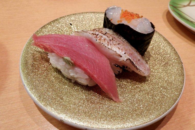 """Sushi """"Kitano-Oyaji"""" En Fukui"""