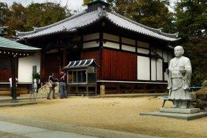 The Daishi-do at Kokubun-ji
