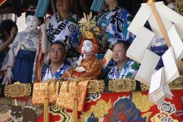 Gion Matsuri Procession