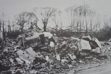 In 1923 the Great Kanto Earthquake destroyed Yokohama and the Gaiety Theater with it.