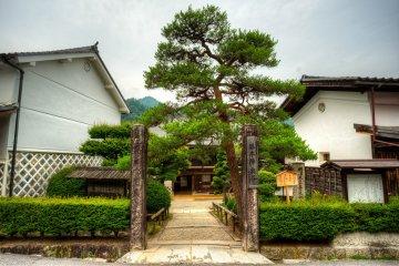 The Honjin & Waki-Honjin of Tsumago