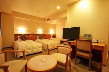 <p>Triple room</p>