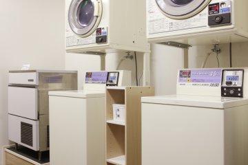<p>Laundry Room</p>