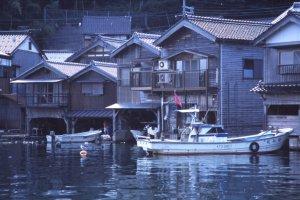 Funeya Boathouse