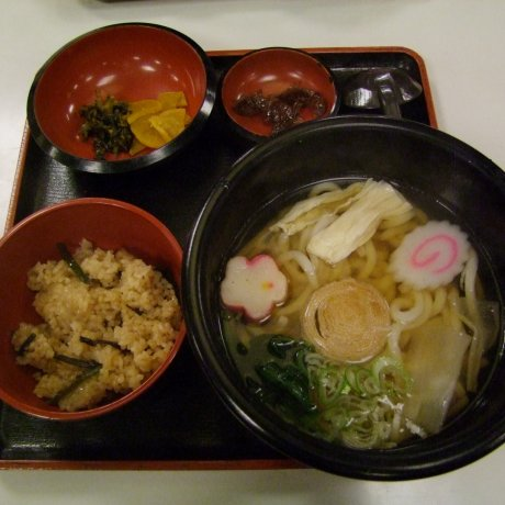 Honke Yamabiko Restaurant - Nikko