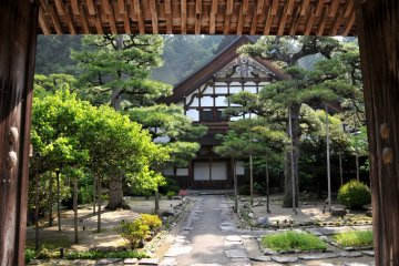 L'Impressionnant Temple Zensho-ji