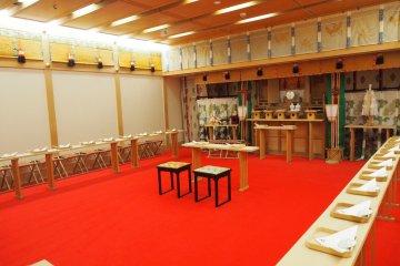 <p>Japanese Wedding Chapel</p>