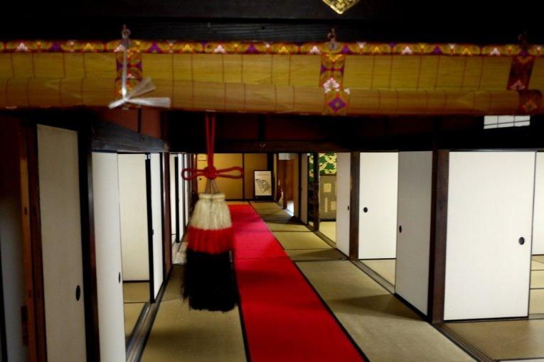 Kusatsu Honjin Juku