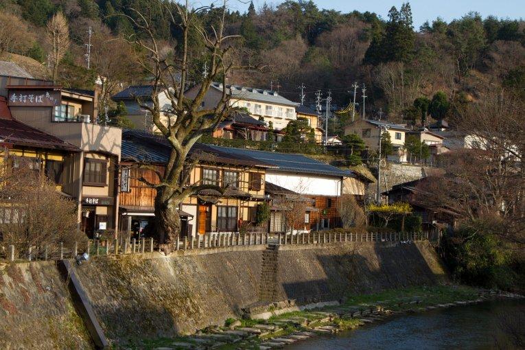 Nét quyến rũ của thành phố Takayama