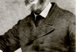 A young William Willis.