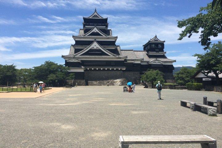 Explore Kumamoto City