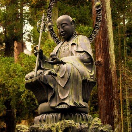 Matsushima's Zuigan-ji Temple