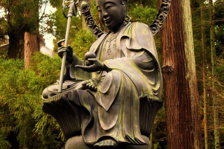 Chùa Zuigan ở Matsushima