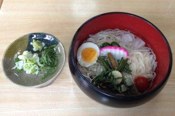 Yamaya Ryokan's Noodle Shop