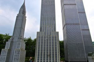 World Trade Center , Empire State