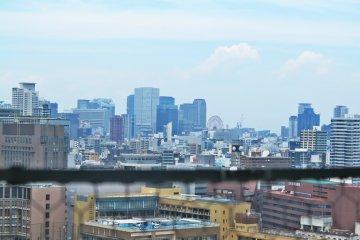 <p>大阪城一览</p>