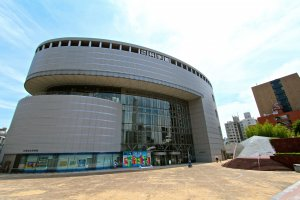 พิพิธภัณฑ์วิทยาศาสตร์เมืองโอซาก้า (Osaka Science Museum)