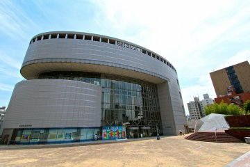 พิพิธภัณฑ์วิทยาศาสตร์โอซาก้า
