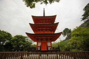 La pagoda Koyasu
