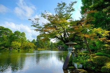 <p>Kasumi Pond</p>
