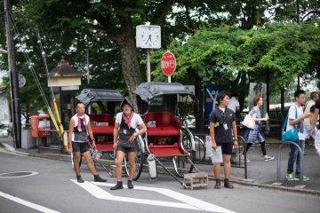 Higashiyama Walk in Summer