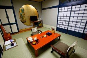 ห้องพักสุดหรูสไตล์ญี่ปุ่น