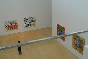 展示室はコレクション、特別展、そして谷内六郎館からなっています。