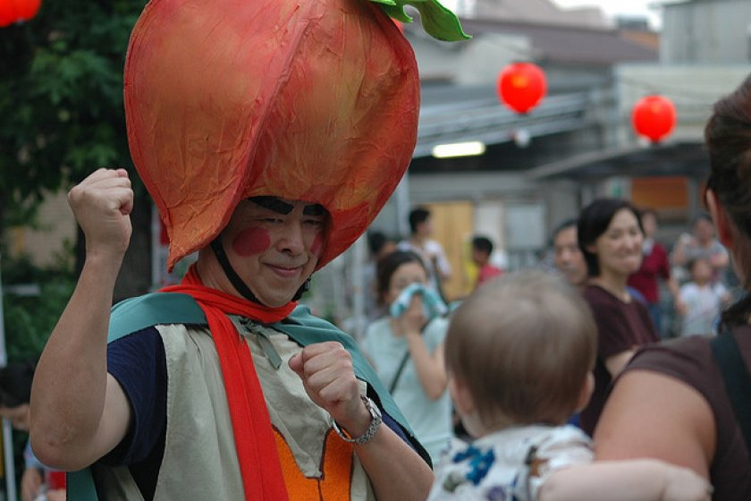 Hoozuki Matsuri ほおずき祭り