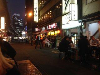 Yakitori Alley - Casual dining in Yurakucho
